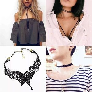 Jewelry - 🆕 Bundle of choker necklaces
